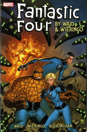 Fantastic Four by Waid and Wieringo Ultimate Collection