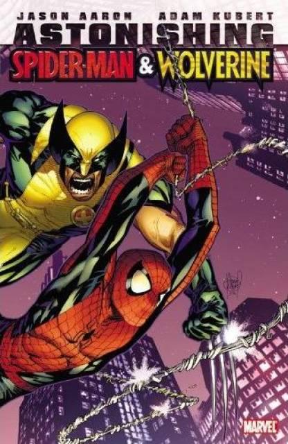 Astonishing Spider-Man and Wolverine