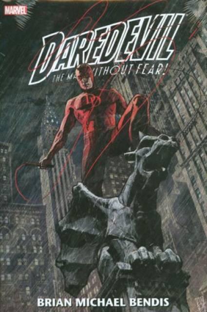 Daredevil Omnibus by Brian Michael Bendis and Alex Maleev