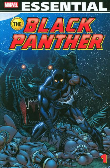Essential Black Panther