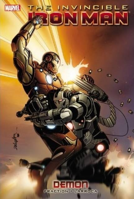 Invincible Iron Man: Demon