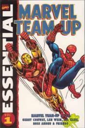 Essential Marvel Team-Up