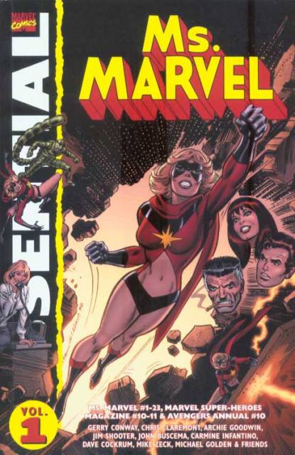 Essential Ms. Marvel