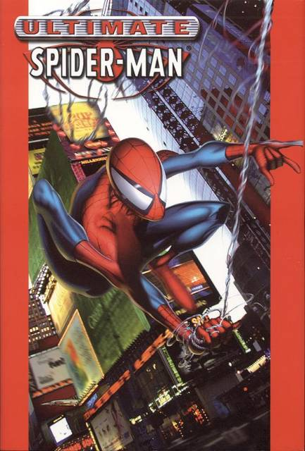 Ultimate Spider-Man Hardcover