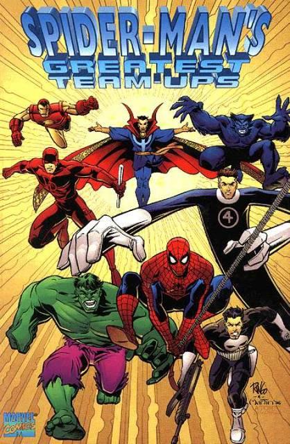 Spider-Man's Greatest Team-Ups