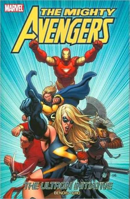 Mighty Avengers: The Ultron Initiative