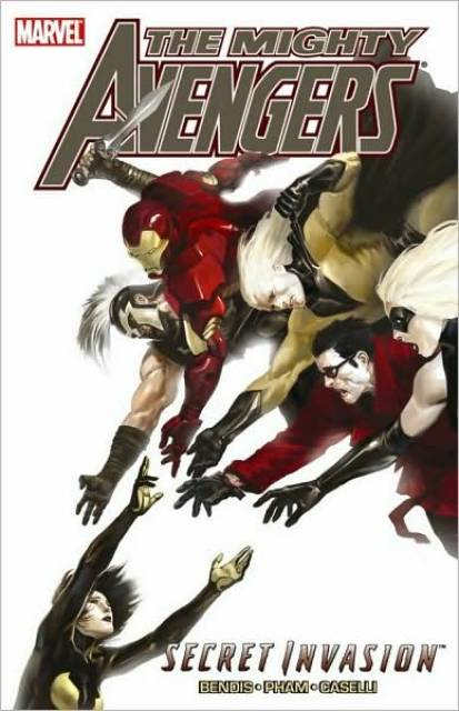 Mighty Avengers: Secret Invasion, Book Two