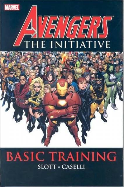 Avengers: The Initiative: Basic Training
