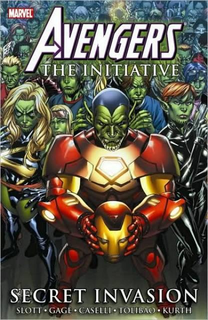 Avengers: The Initiative: Secret Invasion