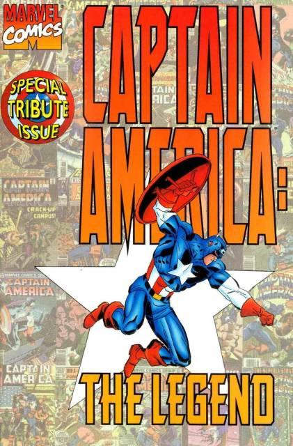 Captain America: The Legend
