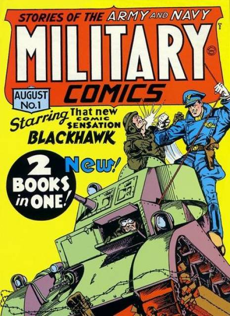 Military Comics