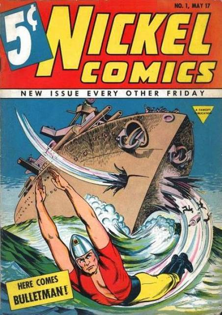 Nickel Comics