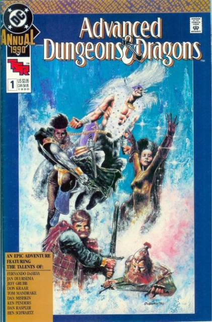 Advanced Dungeons & Dragons Annual