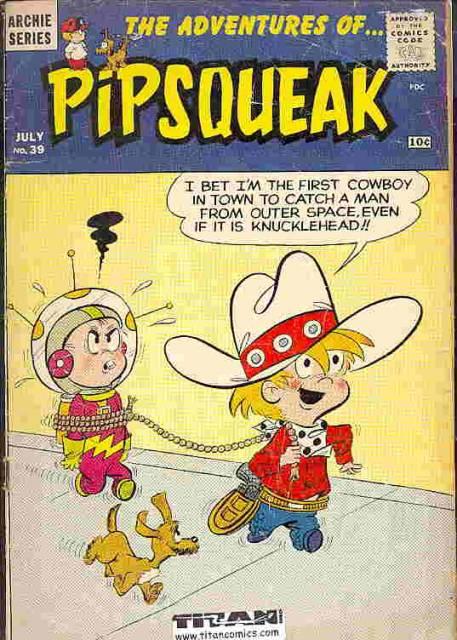 Adventures of Pipsqueak