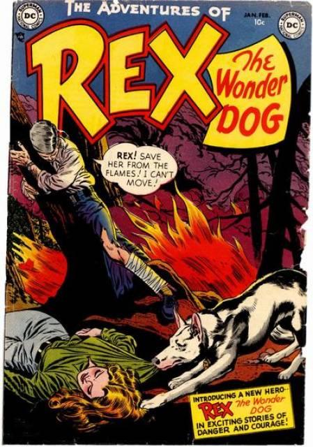 The Adventures of Rex the Wonder Dog
