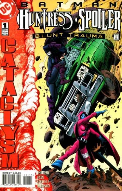 Batman: Huntress/Spoiler: Blunt Trauma