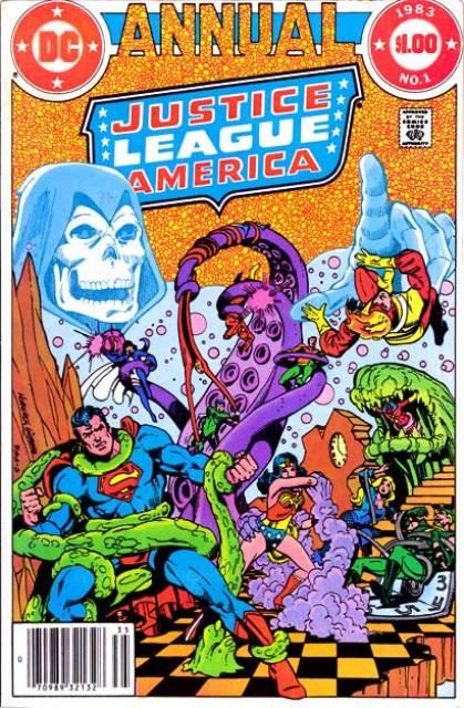 Justice League of America Annual