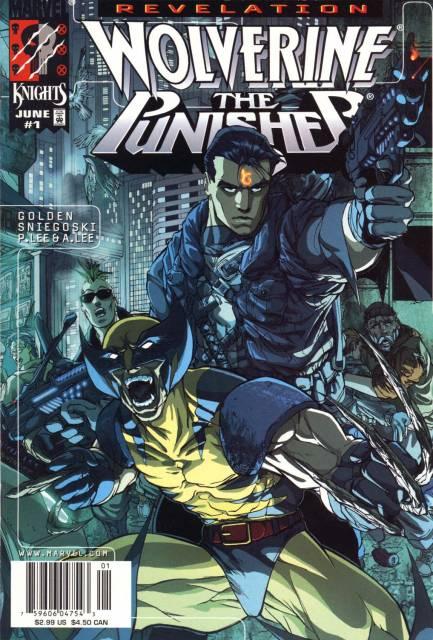 Wolverine/Punisher Revelation