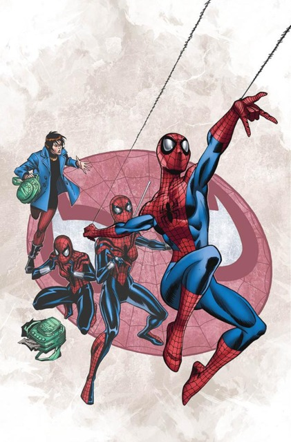 May Parker's evolution from Spider-Girl to Spider-Woman