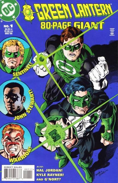 Green Lantern 80-Page Giant