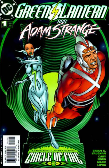 Green Lantern / Adam Strange