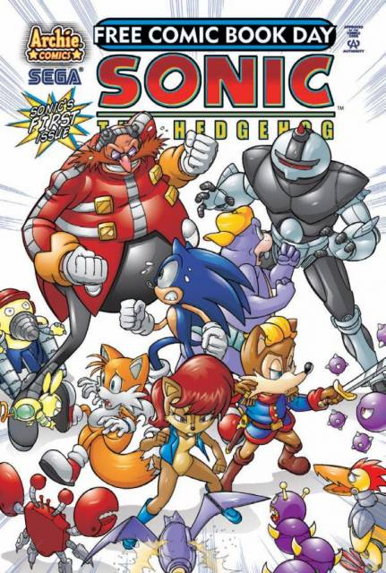 Dave's Work on Sonic