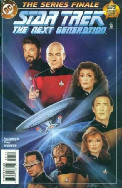 Star Trek: The Next Generation - The Series Finale
