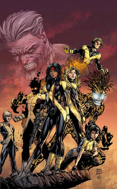 New Mutants in Second Coming