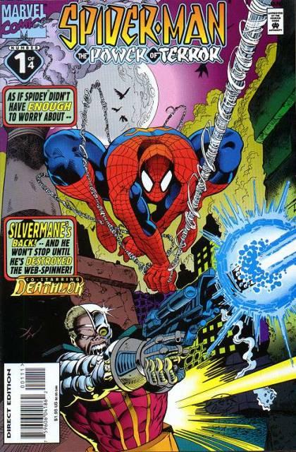 Spider-Man: The Power of Terror
