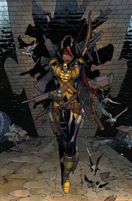 Rejoining the New Mutants