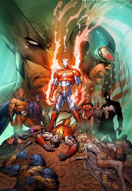X-Men vs. Dark Avengers