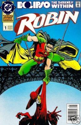 Robin Annual