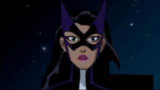 Huntress in Justice League Unlimited