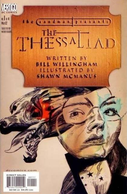 The Sandman Presents: The Thessaliad