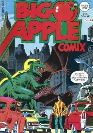 Big Apple Comix