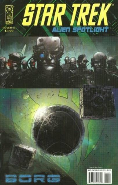 Star Trek: Alien Spotlight: The Borg