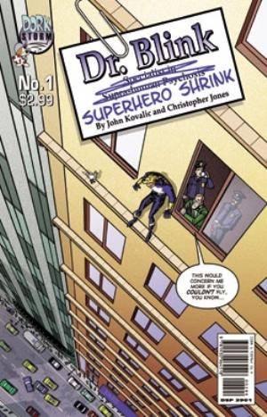 Dr. Blink: Superhero Shrink