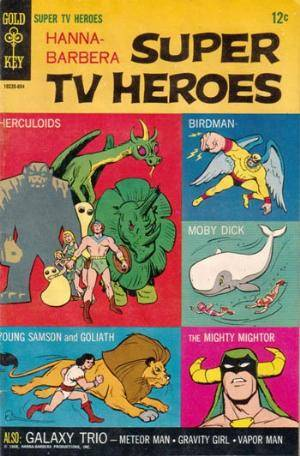 Hanna-Barbera Super TV Heroes