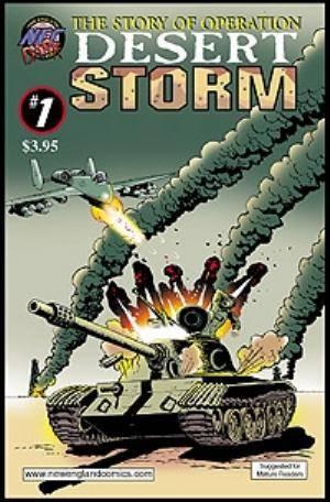 Story Of Operation Desert Storm
