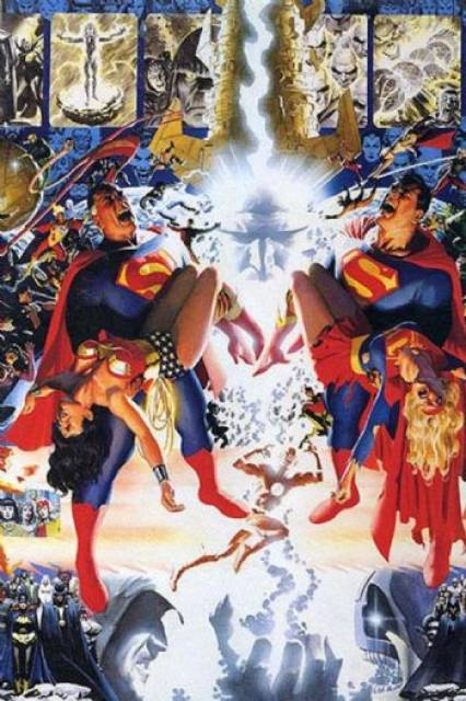Absolute Crisis On Infinite Earths