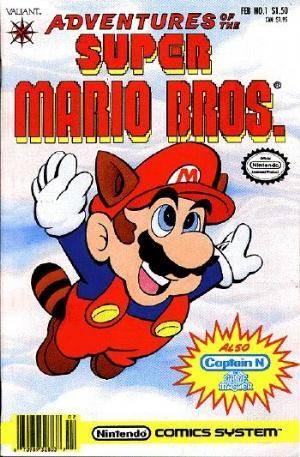 Adventures Of The Super Mario Bros.