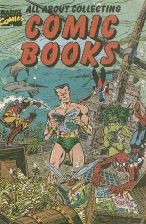 All About Collecting Comic Books