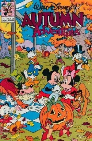 Walt Disney's Autumn Adventures
