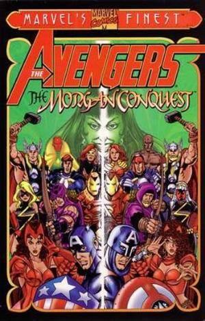Avengers: The Morgan Conquest