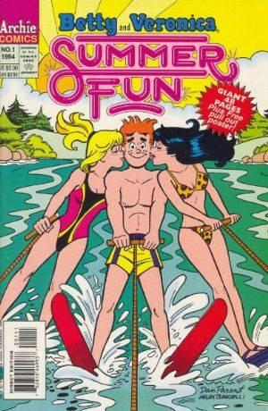 Betty And Veronica: Summer Fun