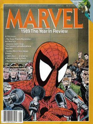 Marvel Year-In-Review