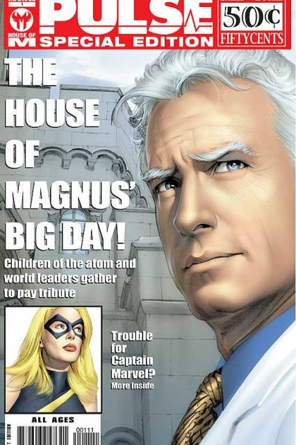 The Pulse: House of M Special