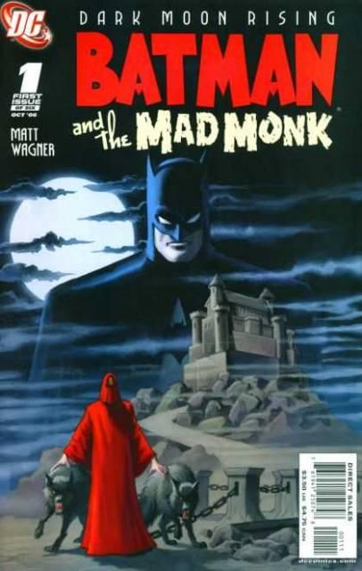 Batman: The Mad Monk