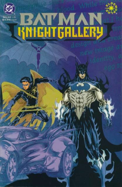 Batman: Knightgallery