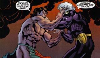 Zeus vs Kane